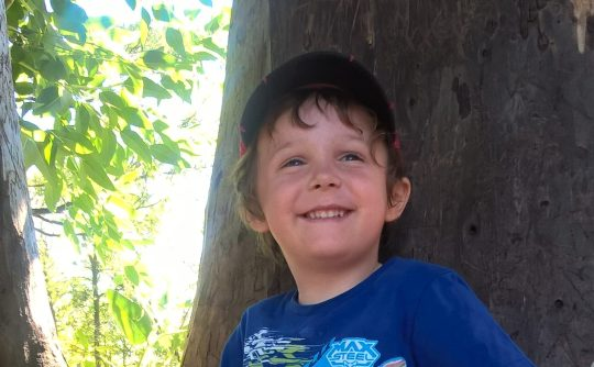 Nathan at Irene farm