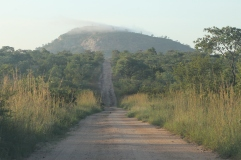 The road to Jock of the Bushveld's birthplace